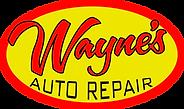 Wayne's Auto Repair Logo of Burkburnett