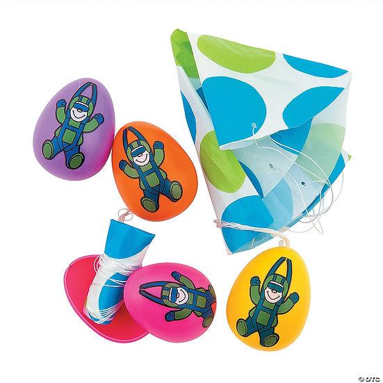 Parachute Eggs - Set of 4