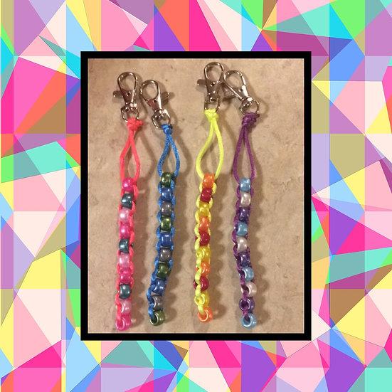 Bracelet or Keychain Fidget