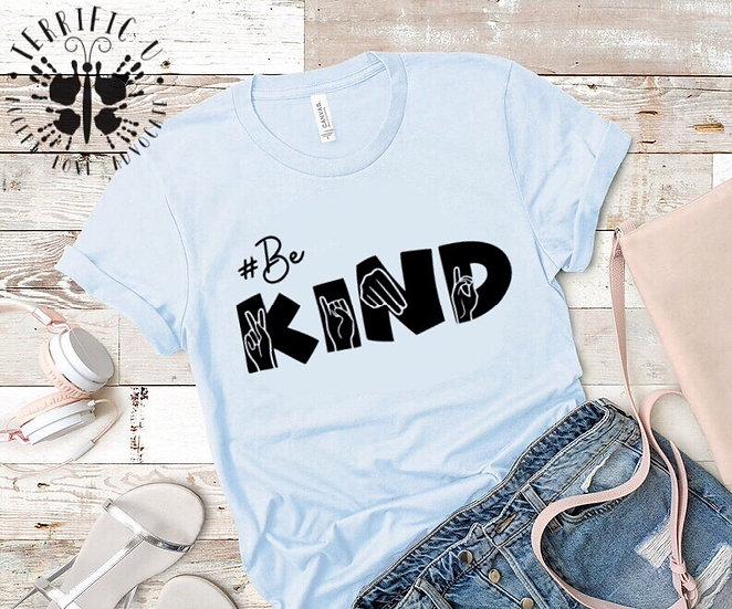 ASL #Be KIND