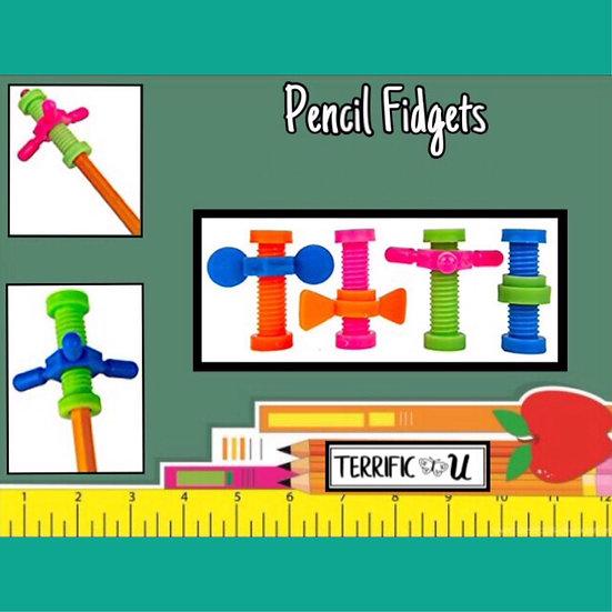 Pencil Fidgets