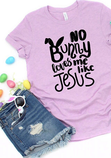 No Bunny Like Jesus