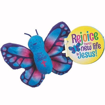Rejoice Butterfly