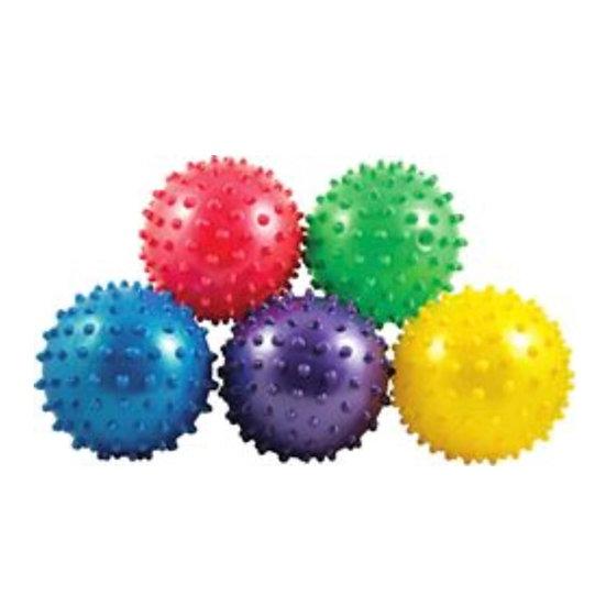 Sensory Knobby Balls