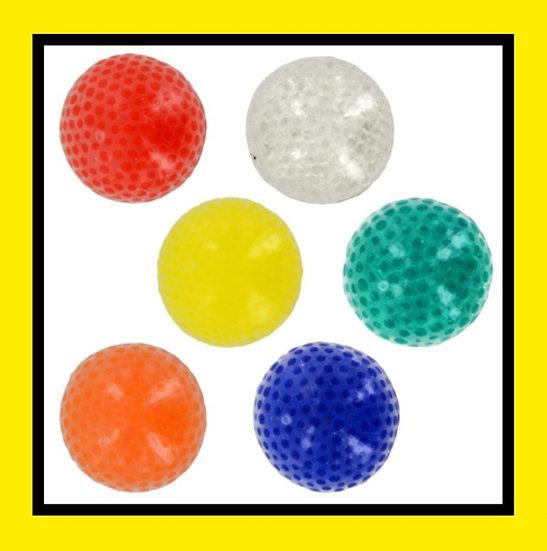 Beaded Stress Balls