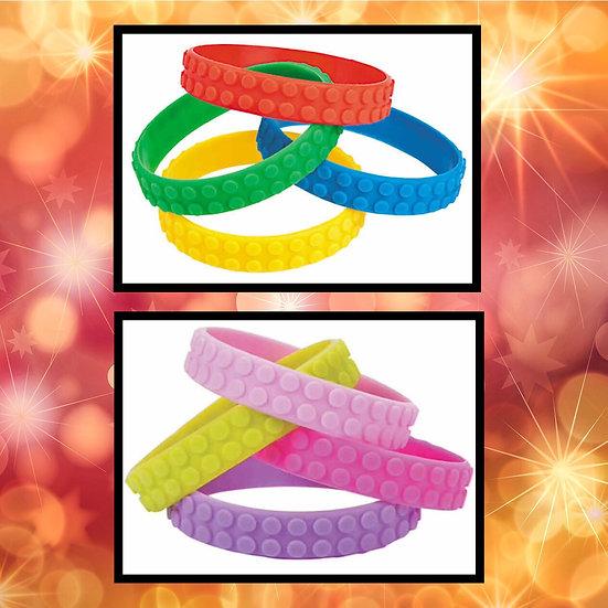 Brick Bracelets