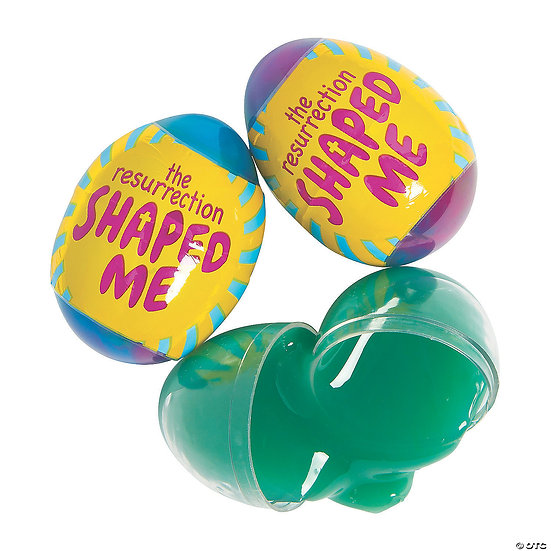The Resurrection Shaped Me Putty