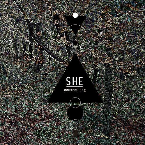 6th Album  <SHE>