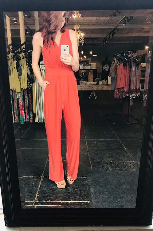 Ariana Silky Soft Jumpsuit