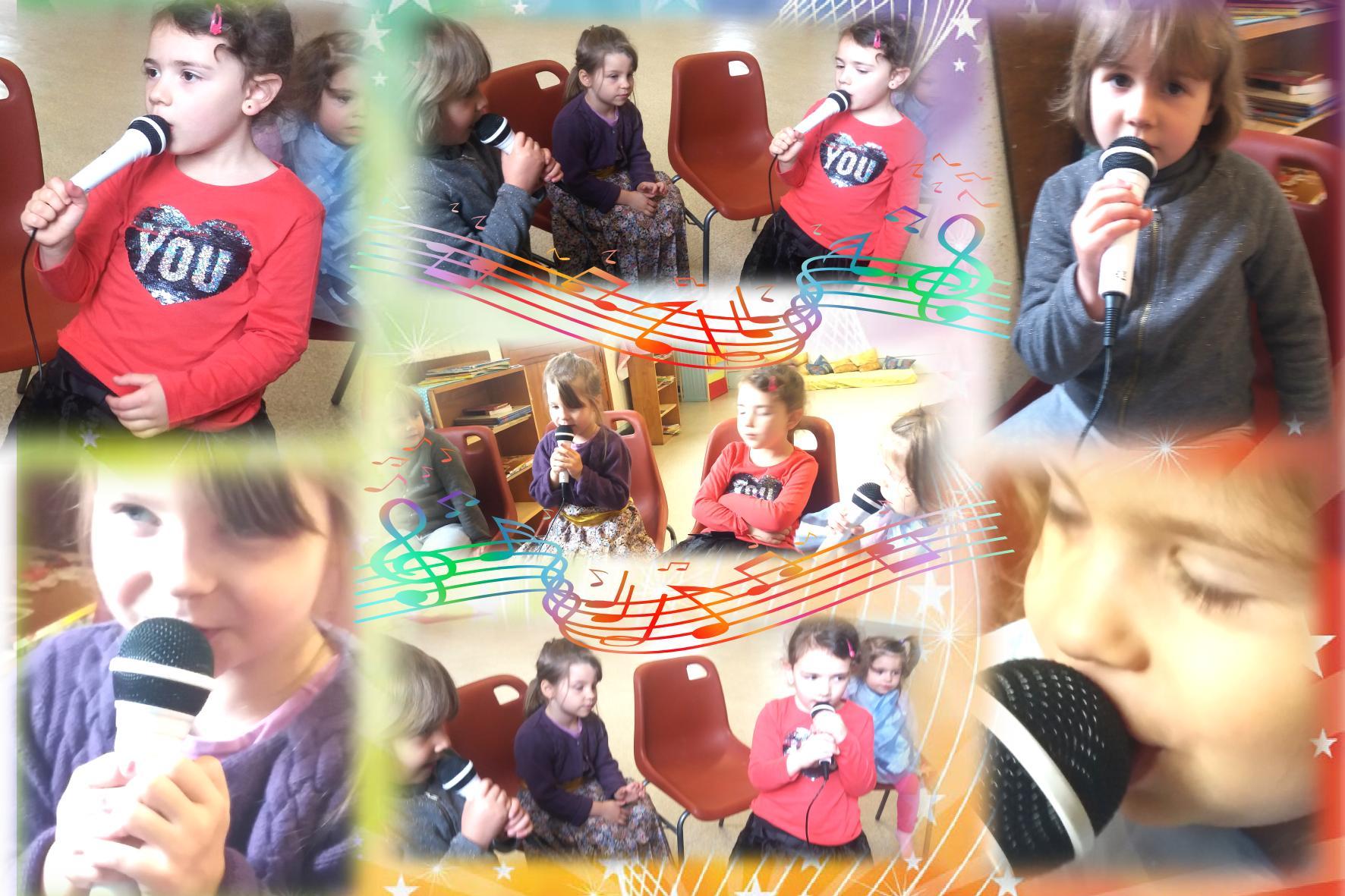 Les enfants qui chantent