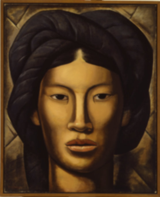 La Malinche (Young Girl of Yalala, Oaxaca) c 1940