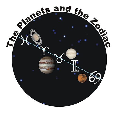 The Planets & The Zodiac - (2K license for theatres less that 125)