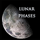 Lunar Phases - Warped (license for portable planetariums)