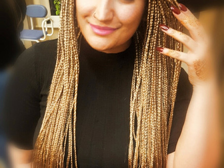 CARING FOR YOUR BRAIDS THE RIGHT WAY