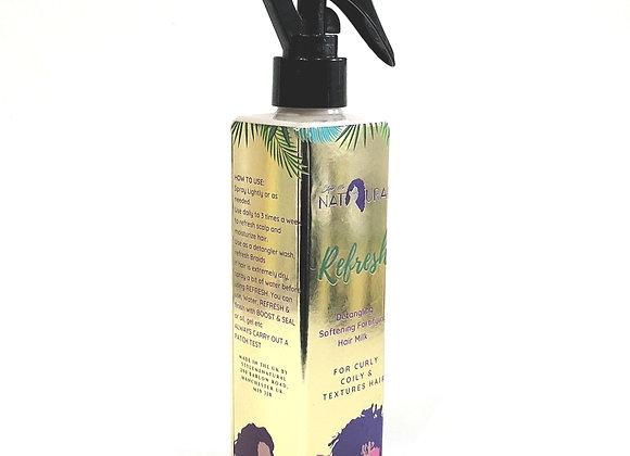 REFRESH  Detangling, Hydrating, Moisturizing, Curly Hair Spray