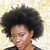 Afro / Curly Hair Cut - Medium