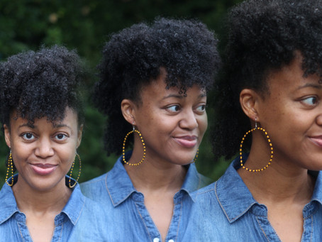 Essential tips for growing healthy afro and mixed textured hair