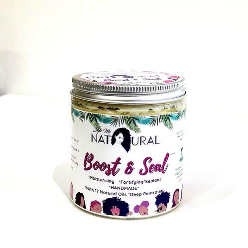 BOOST & SEAL. Nourishing Hair Butter
