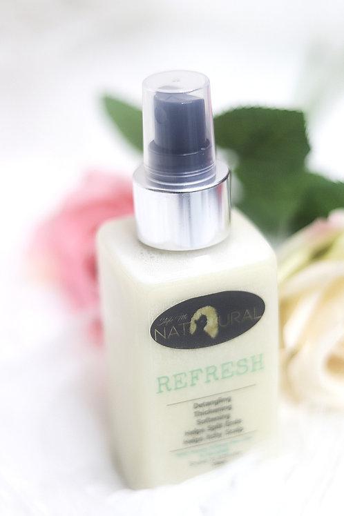 REFRESH    Anti Itch, Detangling, Hydrating, Moisturizing, Thickening Hair Spray
