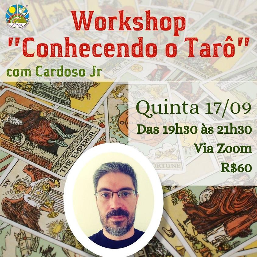 Workshop - Conhecendo o Tarô, com Cardoso Jr.