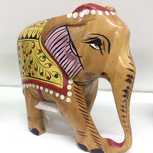 Elefante artesanal indiano da prospeeidade