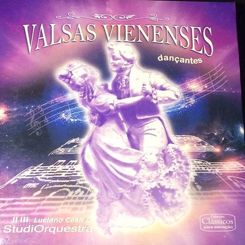 CD Valsas Vienenses Dançantes