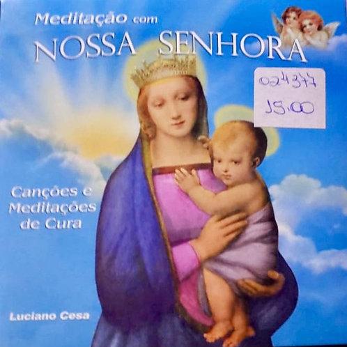 CD Meditação com Nossa Senhora