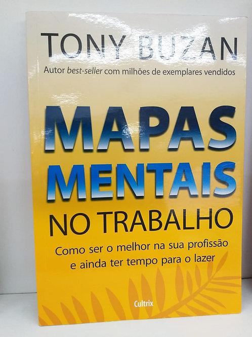 Mapas Mentais no Trabalho — Tony Buzan