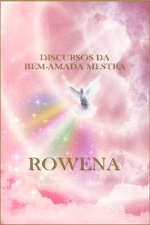 Livro Discursos da Bem-Amada Mestra Rowena