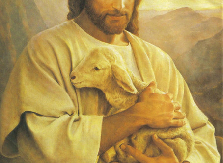 Disse o Mestre Jesus