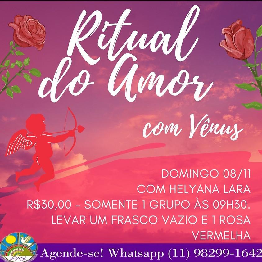 Ritual do Amor de Vênus - com Helyana Lara