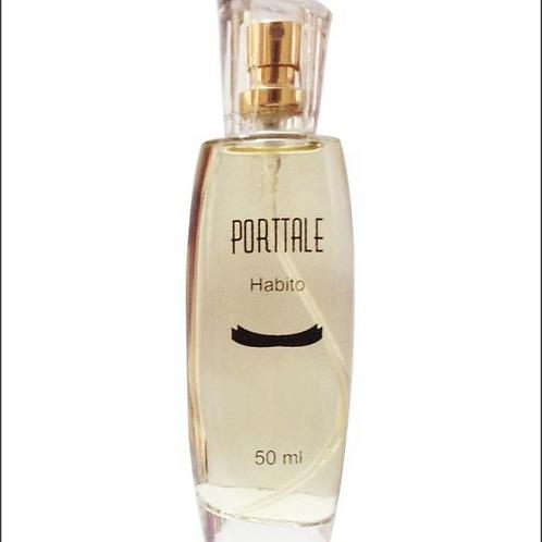 Perfume  Hábito - Portalle - 50ml