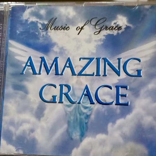 CD Amazing Grace