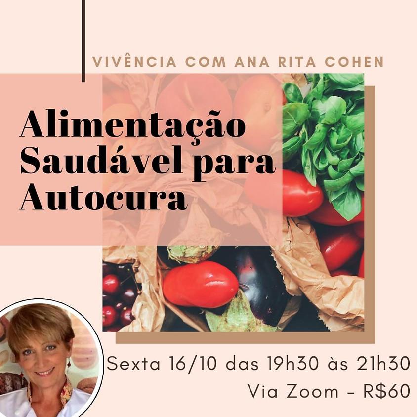 Alimentação Saudável para Autocura com Ana Rita Cohen