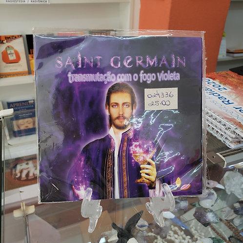 CD Saint Germain - Transmutação com o Fogo Violeta
