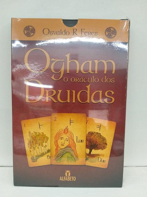 Ogham — O Oráculo dos Druidas — Osvaldo R. Feres