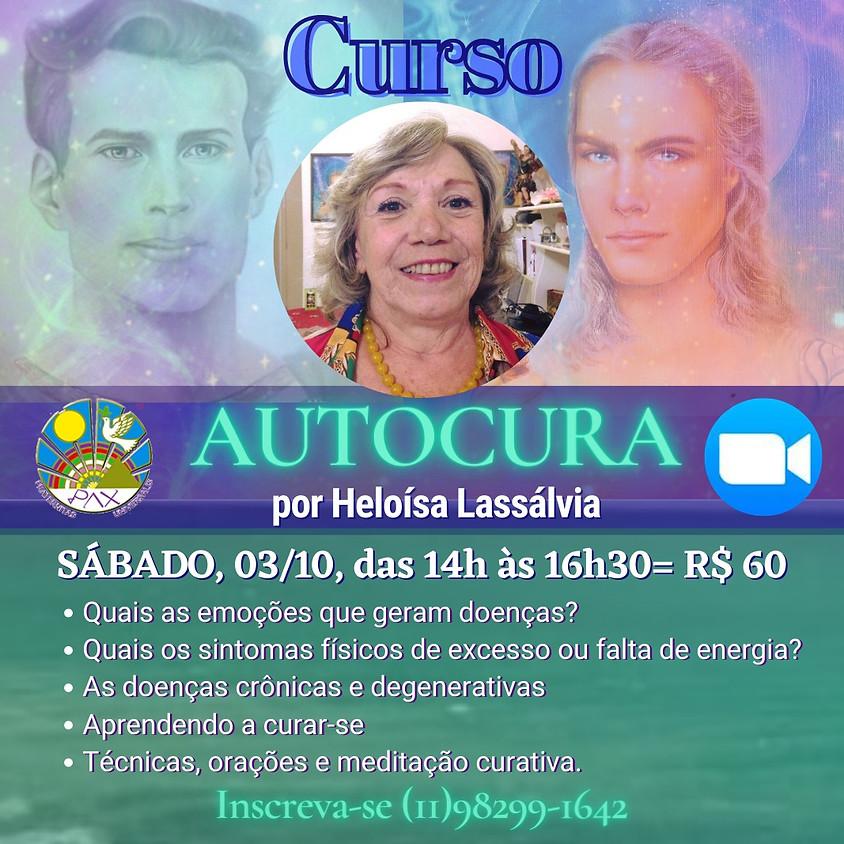 CURSO: Autocura - por Heloísa Lassálvia