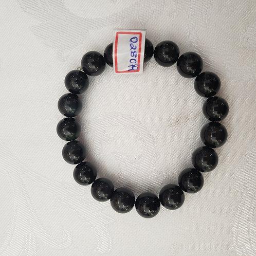Pulseira de Obsidiana