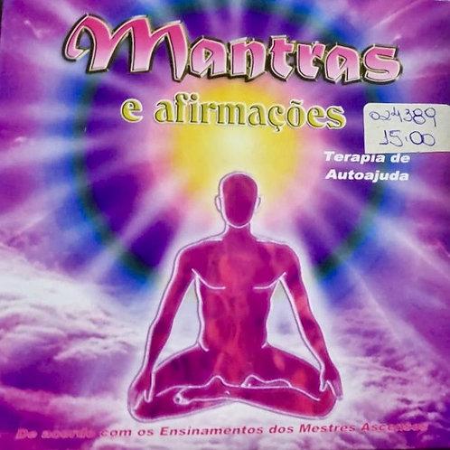 CD Mantras e afirmações