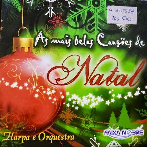 Instrumental - As mais belas Canções de Natal