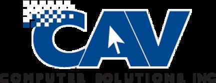 CAV Computer Solutions Logo