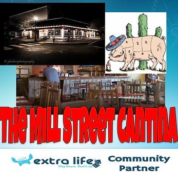 community partners extra life website (3
