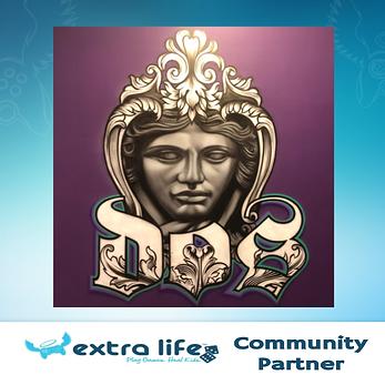 community partners extra life website (1