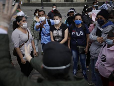 ¿Cuántos casos y muertes por coronavirus hay en Colombia a día de hoy, 10 de abril?