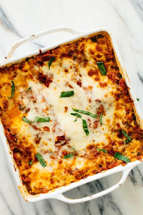 Lasagna - Vegetarian (frozen)