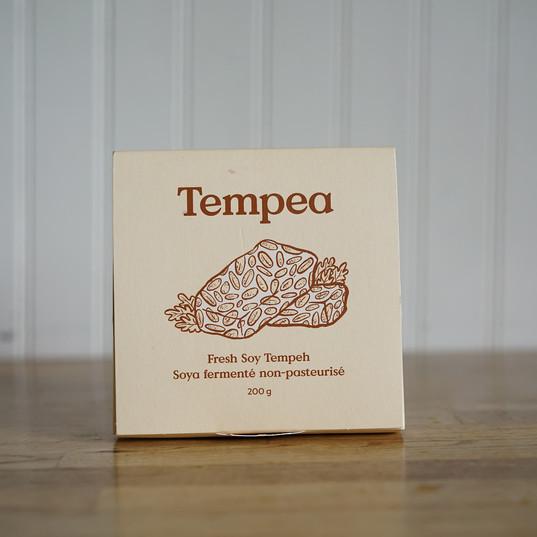 Tempea Soy Tepeh