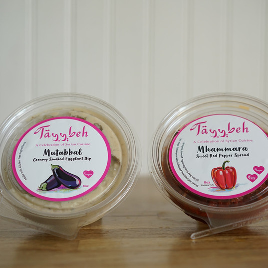 Tayybeh Dips & Spreads