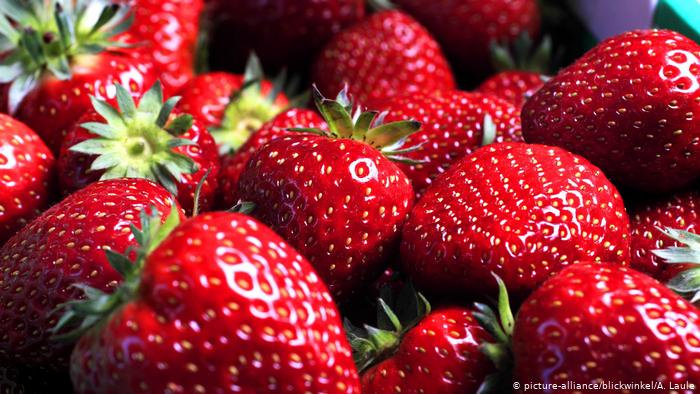 Fresh Strawberries - one pound