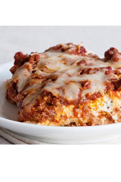 Lasagna - Tomato Beef (frozen)