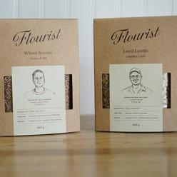 Flourist Grains & Flours